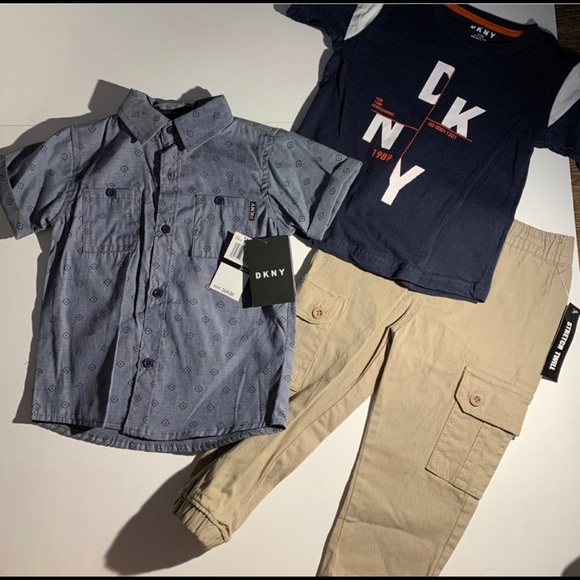 DKNY Boys Pants